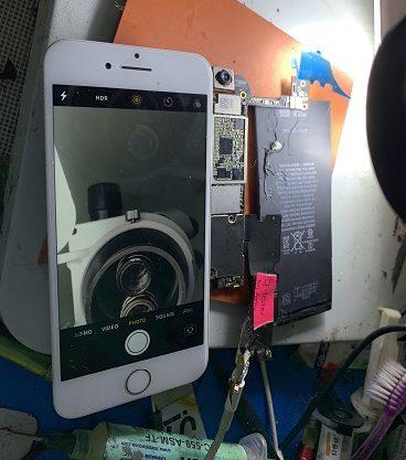 iPhone 7 Rear Camera