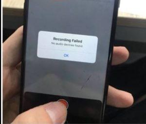 iPhone 7 Audio Codec Repair